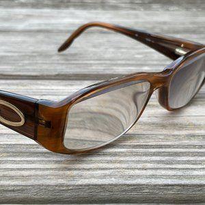 Oscar De La Renta Eyeglasses Frame Brown OSL702 52